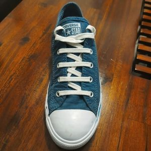 CONVERSE Chuck Taylor All Star Dainty Blue/White